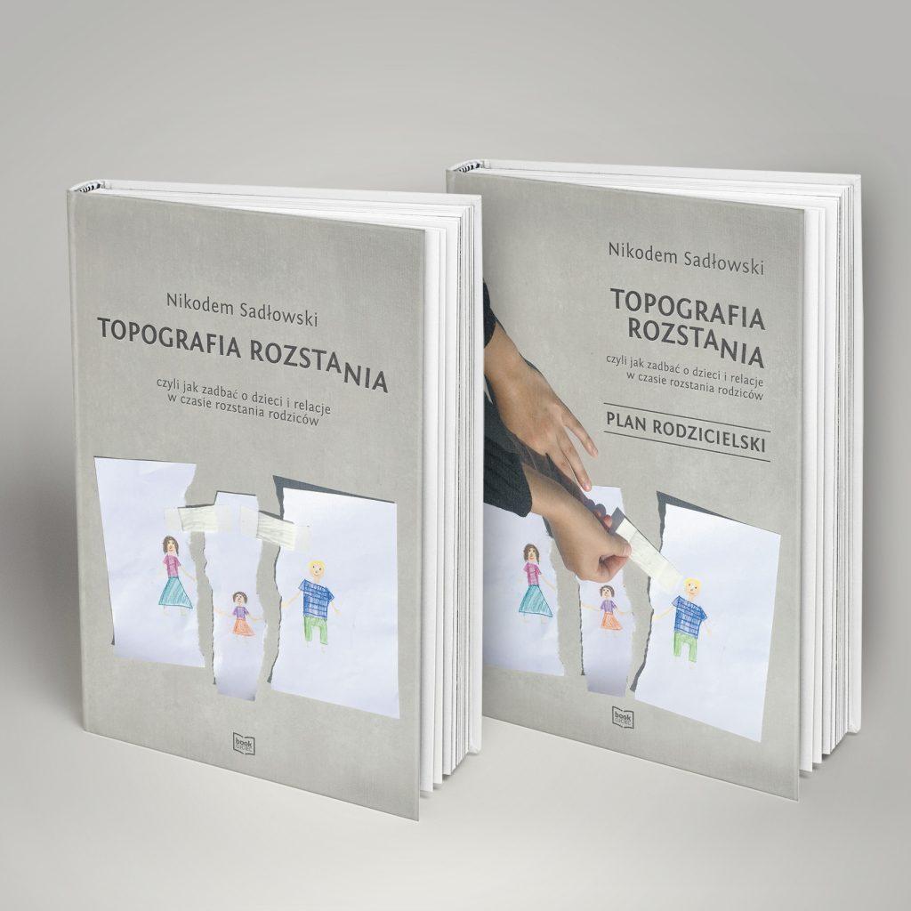 Topografia rozstania – książka o trudnych tematach